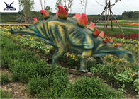 Stomach Breathing Dinosaur Yard Decorations , Life Size Dinosaur Models