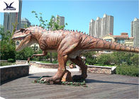 Playground Decoration Giant Dinosaur Model Realistic Moving Animatronic