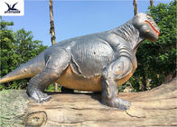 Attractive Outdoor Giant Fiberglass Animal Sculptures , Custom Life Size Statues