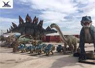 Jurassic Park Dinosaur Project Giant Animatronic Moving Dinosaur Realistic Model